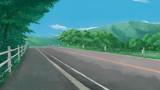 背景:道路(坂道)