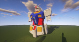 Minecraft」対戦用機体作成中5「jointblock