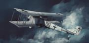 ゴータG.Ⅳ爆撃機