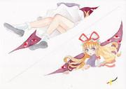 ワンドロ【紫】