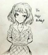 はすみちゃん誕生日おめでとう!