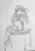 くるみちゃん( ˆ̑‵̮ˆ̑ )