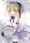 白百合の騎士