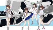 【GS艤装祭】これが駆逐艦の艤装だっていうのかい?!