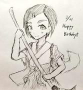 ちづるちゃん誕生日おめでとう!