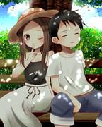 高木さんと夏