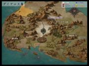 ダイアロス島地図