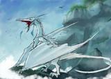 【過去絵】ドラゴン