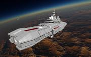 宇宙戦艦 さつま