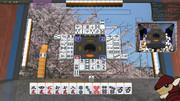 Unity麻雀 開発中の画像5 旧GUI