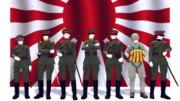 【陸!海!空!MMD】rise……RISING SUN