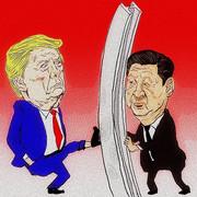 米中経済摩擦で