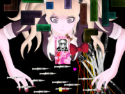 SuperDANGANTALE2  VS.Enoshima Alter Ego