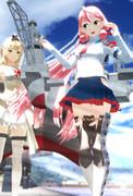 トラック泊地が壊滅するその日まで、前線の艦隊を陰で支えました