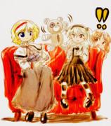 アリスと愛里寿