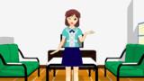 【MMDモデル配布】青羽美咲。