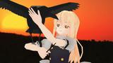 普通の魔法使い魔理沙姉さん#14「魔理沙式魔法道具、呪文杖&守護霊カラス」