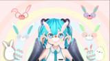 【MMD】うさメガネ【アクセサリ配布】