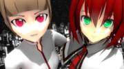 【MMD】ヒマリアとアマルテア(+9話コメ返し)