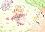 【星のカービィSDX】マキちゃんが往く!コピー縛り編 支援絵