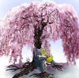 子狐の友達♪桜男さん