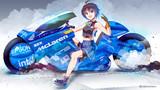 菊地のバイク