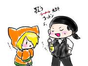 歌うコットン(ラーメン)太郎