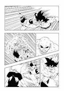 悟空&フリーザ&17号VSジレン 01