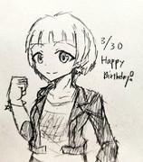 のり子ちゃん誕生日おめでとう!