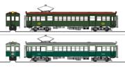 南海電鉄モハ1202号電車