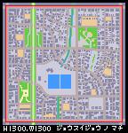 【地球防衛軍5】マップ 浄水場のある町(仮称)