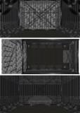 黒い部屋ステージ【ステージ配布】
