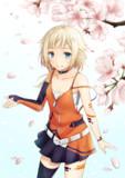 桜とOИEちゃん