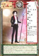 幻想魔心秘録 幻想入りカード