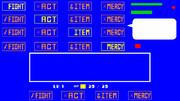 アンダーテイル 戦闘セット