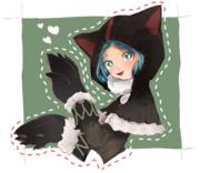 黒猫魔道師ルリア