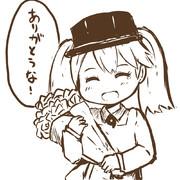最高の笑顔の龍驤さん