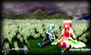 Kemika Mikuo And The Flowers Blowing Flowing