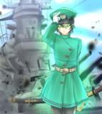 幻創戦艦大和とフェムちゃん