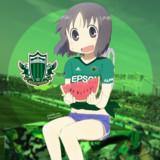 松本山雅FC×日常 東雲なの