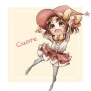 【 オリキャラ 】Cuore(心)ちゃん