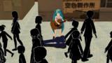 MMD静画甲子園支援絵「誰も聞いてくれなくても私は歌う、歌が好きだから」
