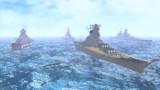 「MMD」日米独ソ連合艦隊