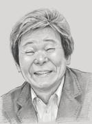 追悼画:高畑勲さん