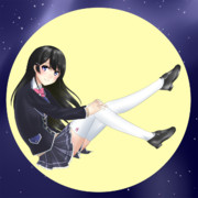 月 の 美兎
