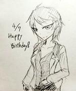 和久井さん誕生日おめでとうございます!