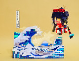 レゴで宝具富嶽三十六景を作ってみました