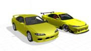 【MMD自動車】元モデルと比較