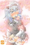 【りゅうおうのおしごと!】桜とゴスロリ銀子ちゃん!
