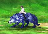 【FGO】新宿のアヴェンジャーと主人公【霊衣?】